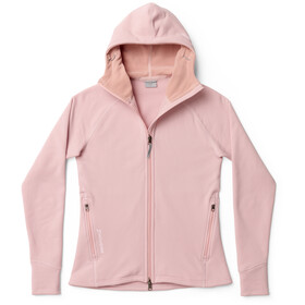 Houdini Power Houdi Jacket Dame Powder Pink